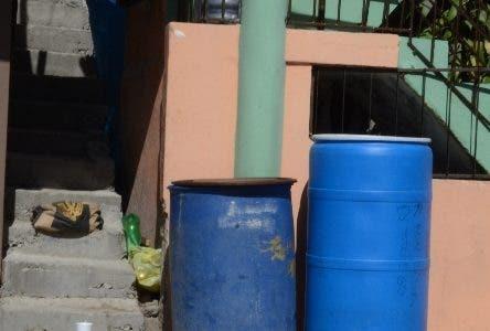 Reportaje a al agua Santo Domingo Rep. Dom. 9 d noviembre del 2019. Foto Pedro Sosa