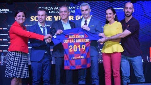 Iniciará el jueves Torneo IV Cup Américas de Futbol