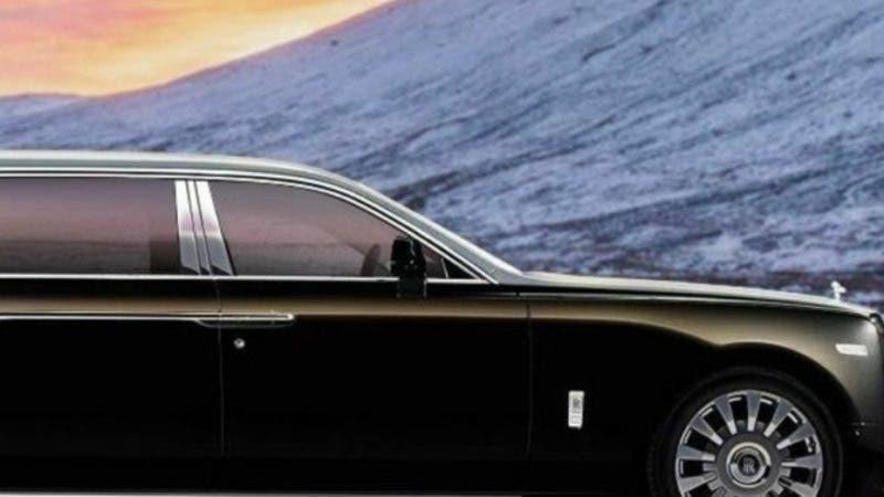 Rolls-Royce Phantom by Klassen: Limusina blindada a todo lujo