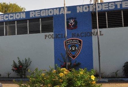 Direccion Regional Nordeste de la policia nacional en Mao.