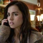 """En esta imagen difundida por Lionsgate, Ana de Armas en una escena de """"Knives Out"""". (Claire Folger/Lionsgate vía AP)"""