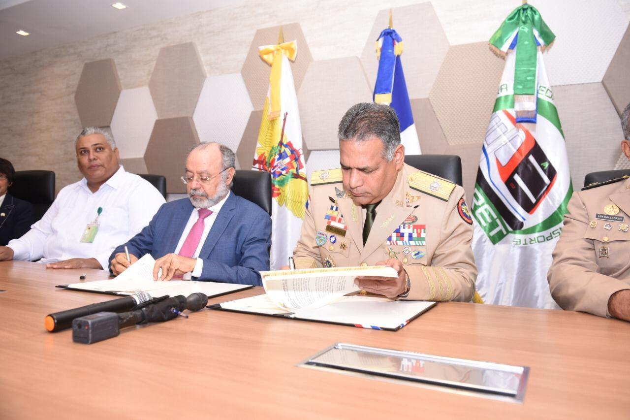 ¡Cuidado con lo que hace! Fuerzas Armadas monitorearán en tiempo real el Metro y Teleférico de Santo Domingo