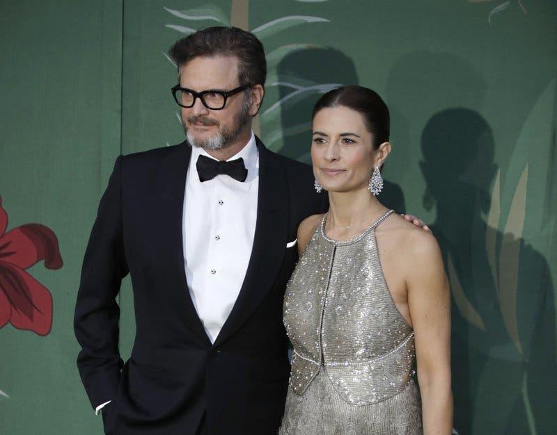 El actor Colin Firth se separa de su esposa tras 22 años de matrimonio