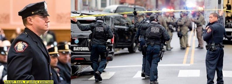 FBI recupera furgoneta donde se cree vivían los pistoleros de Nueva Jersey