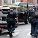 Aparentan ser dominicanas mujeres grabaron desde su apartamento intenso tiroteo en NJ