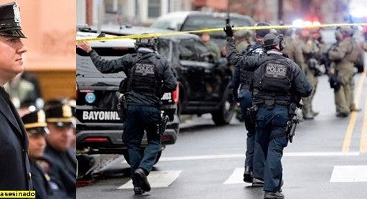 Aparentan ser dominicanas mujeres grabaron desde su apartamento intenso tiroteo en Nueva Jersey