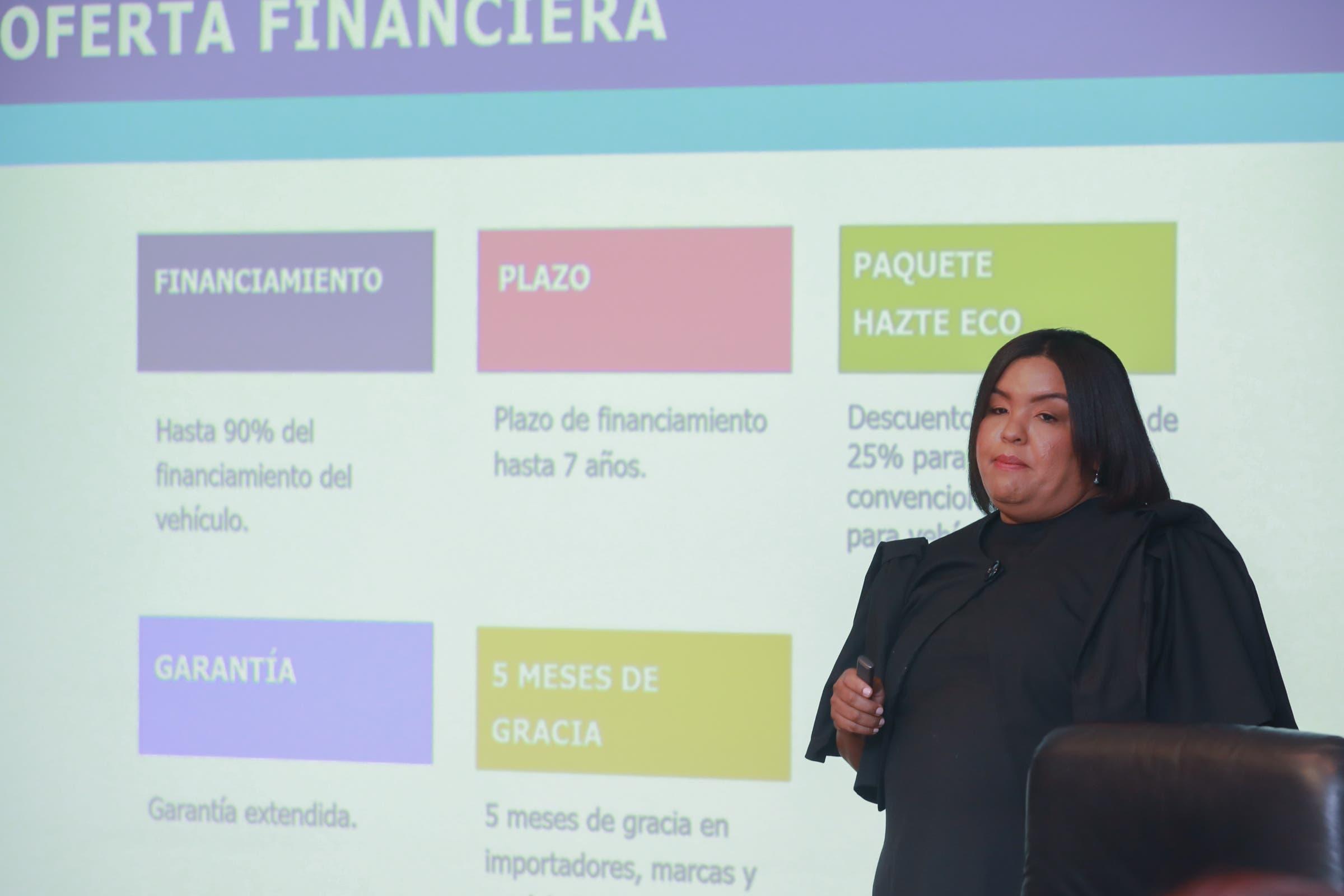 BPD_2722 La señora Giselle Moreno, vicepresidente del Área de Mercadeo