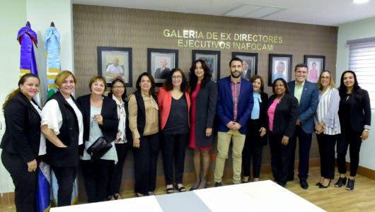 MINERD e Inafocam realizan encuentro con UNESCO sobre políticas educativas para la primera infancia