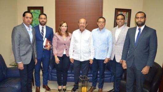 Coordinan con el PLD Santo Domingo Debate 2020