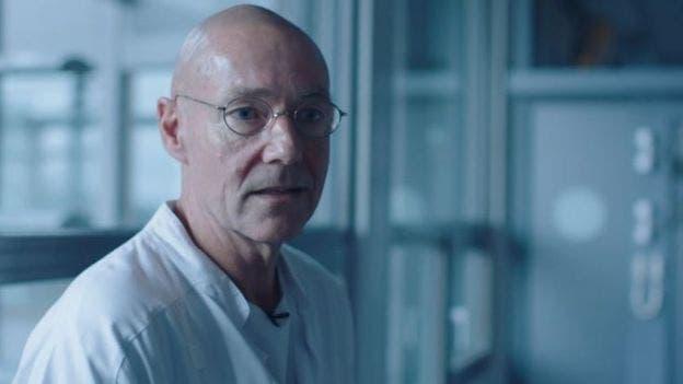"""""""Ellos estaban muertos pero no realmente muertos. Todavía teníamos una opción"""", recuerda el doctor Michael Jaeger."""