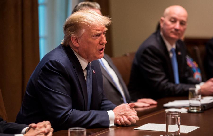 """Demócratas proponen hoja de ruta para """"impeachment"""" a Trump en el Senado EEUU"""