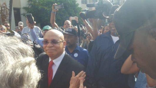 Posponen audiencia contra Marino Zapete por demanda de hermana del Procurador