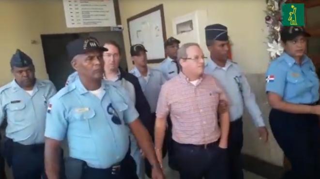 Envían a Najayo a empresarios de caso Dupuy Barceló  por presunta evasión de impuestos