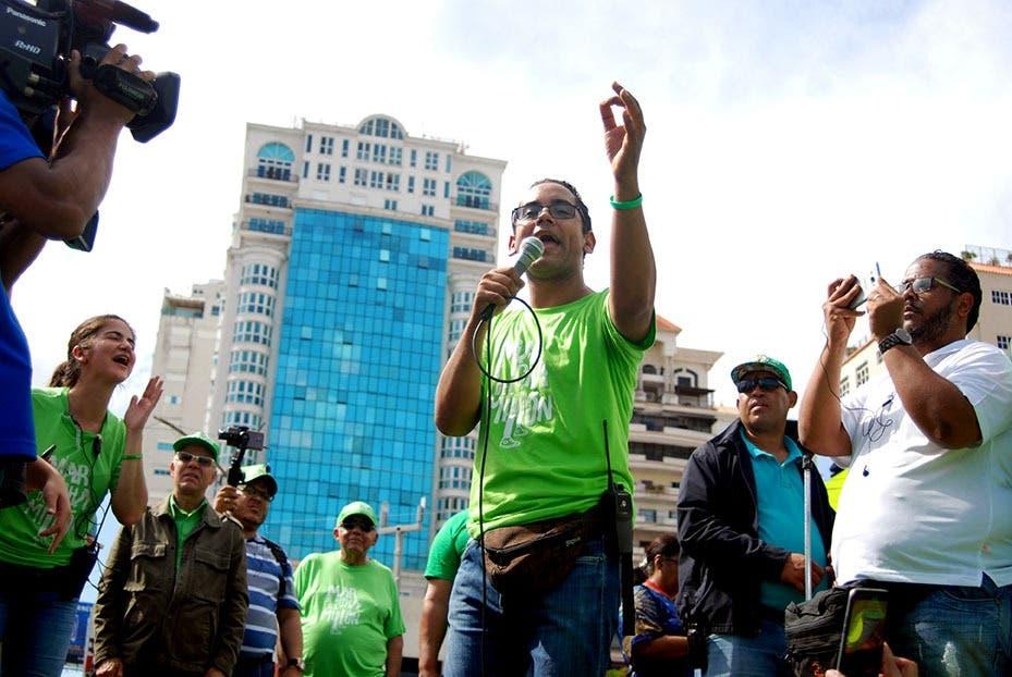 Dirigente de Marcha Verde será candidato a diputado del PRM y aliados