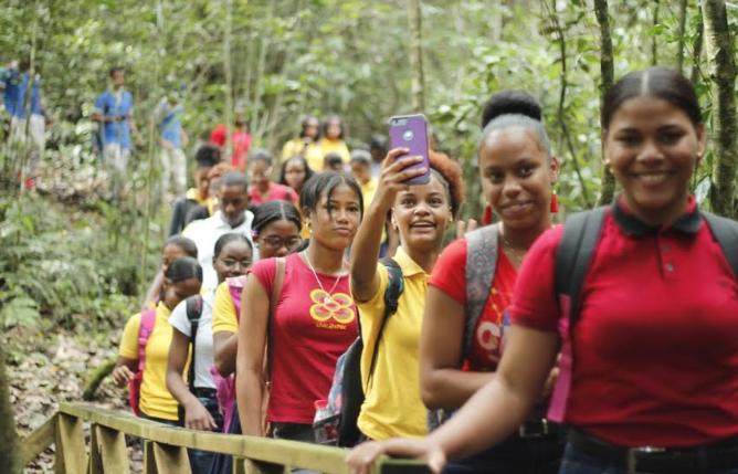 Expo Monte Plata 2019  que se realiza en el municipio Sabana Grande de Boyá va a «todo galope»
