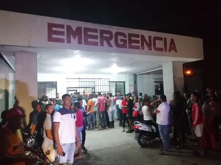 Dos muertos y un herido durante asalto a terminal de guaguas de El Seibo
