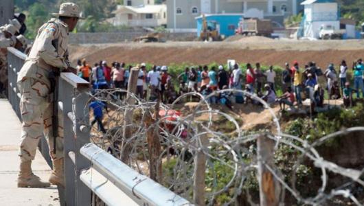 Mira cómo Haití quiere combatir la trata de personas en frontera dominicano-haitiana