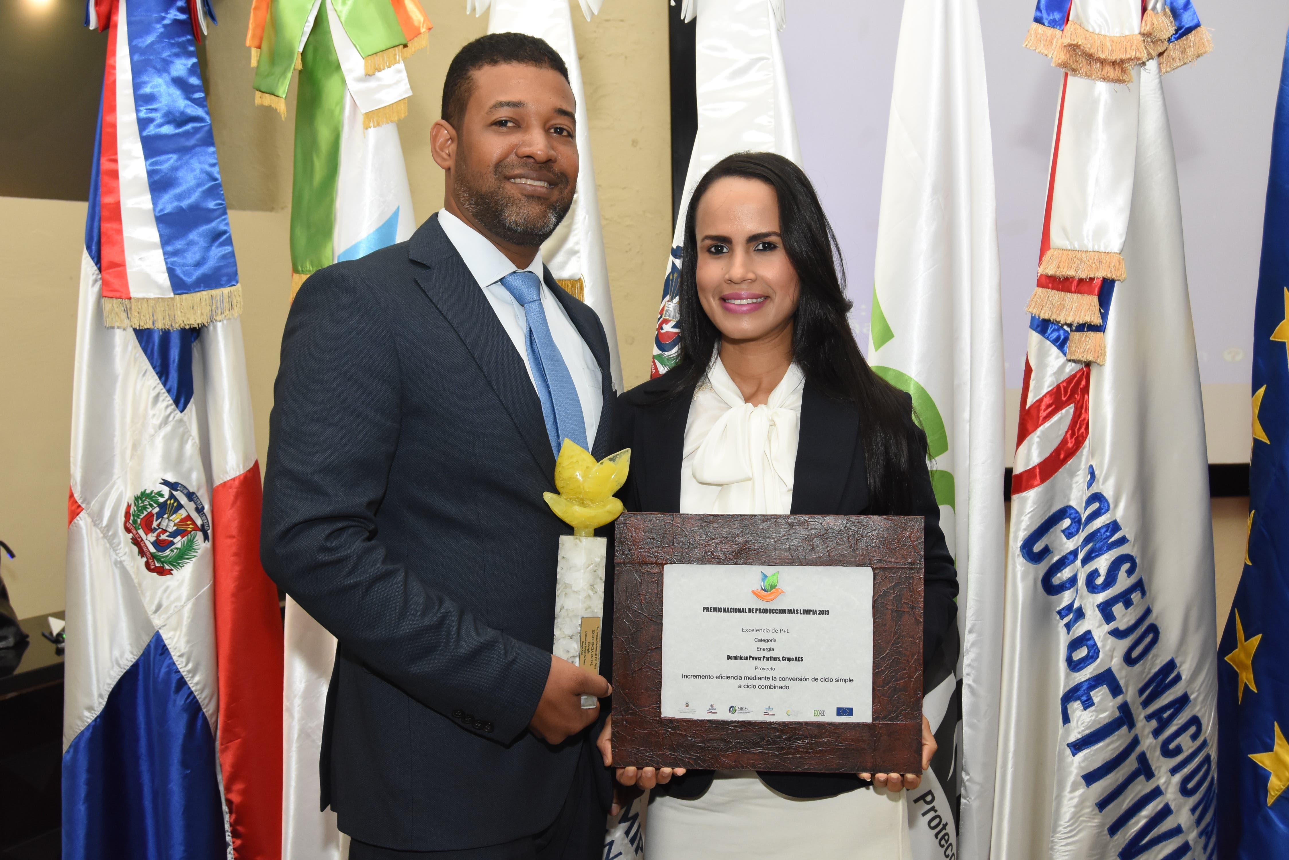 AES recibe Premio Nacional a la Producción Más Limpia por su innovador Ciclo Combinado