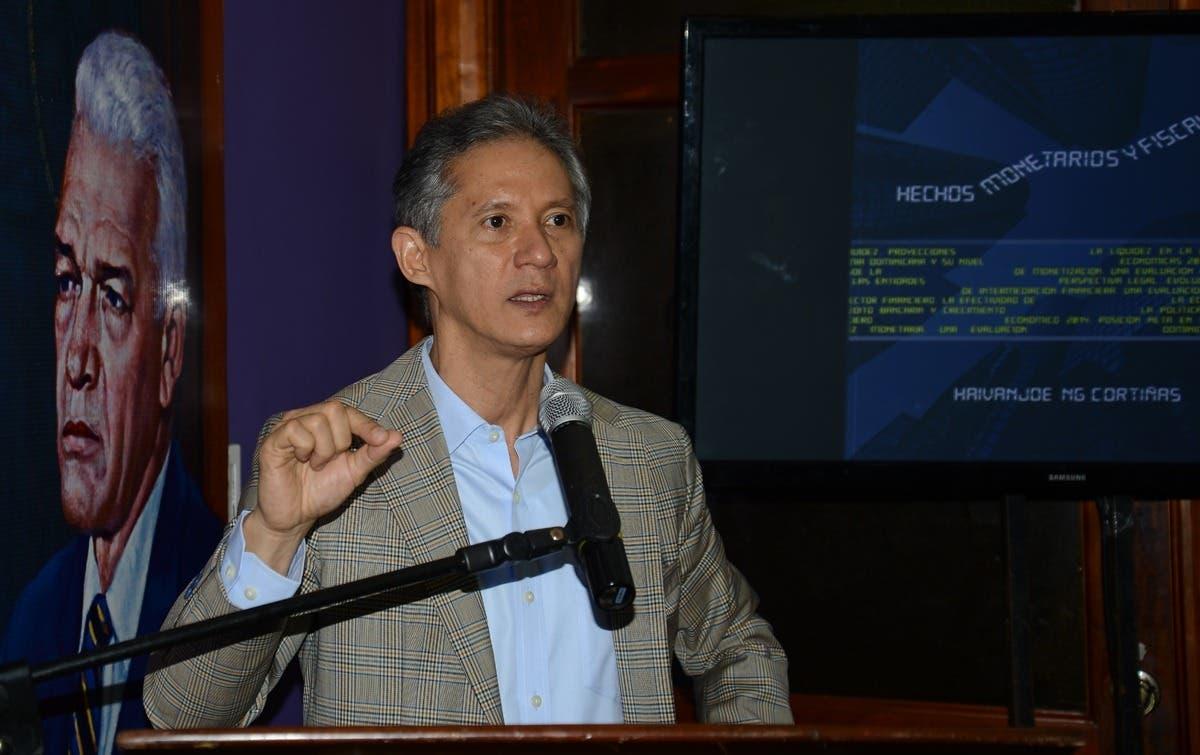 Haivanjoe NG Cortiñas pasa balance a la economía en el 2019