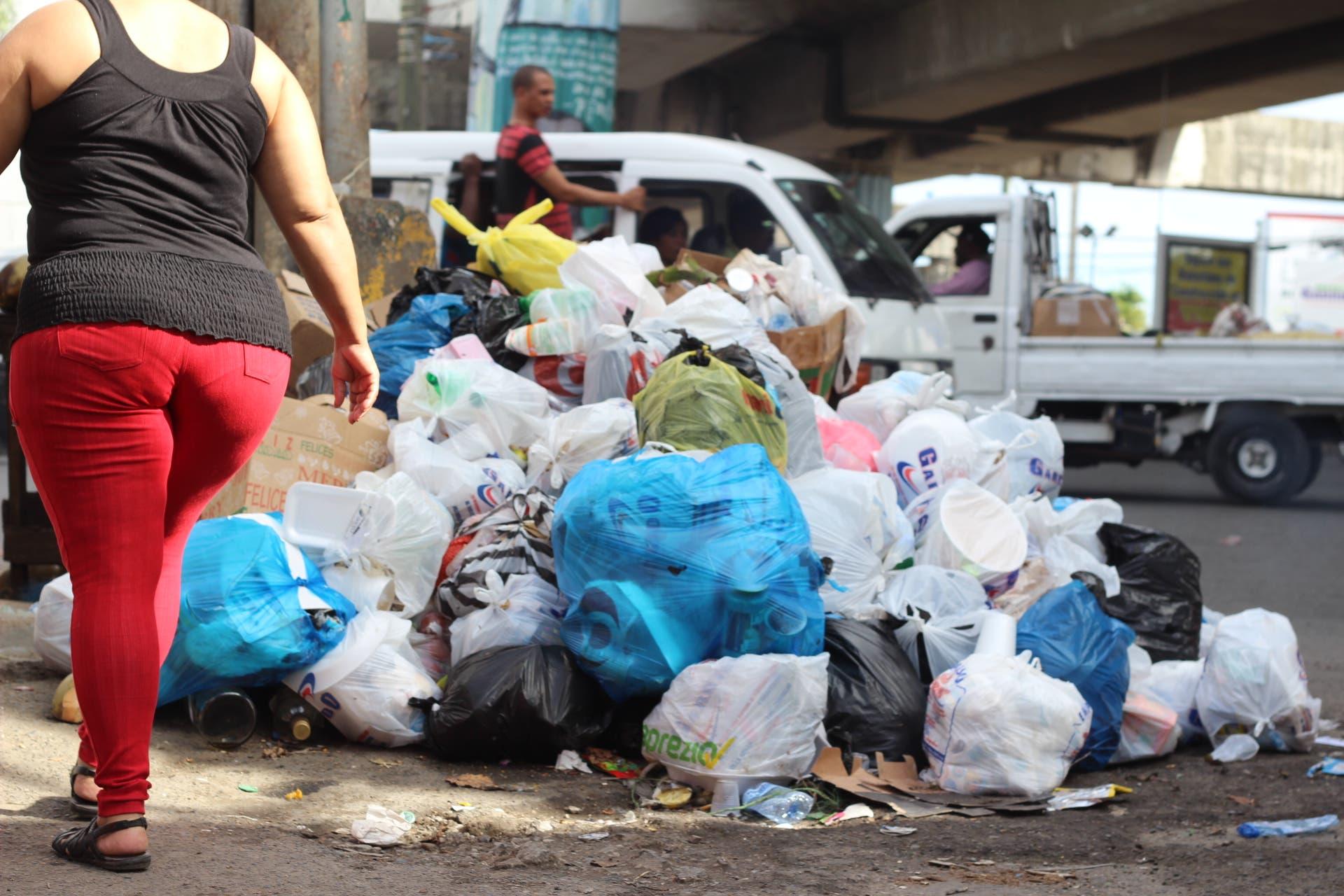 Presidente del PRM solicita declarar estado de emergencia sanitaria para SDN por basura