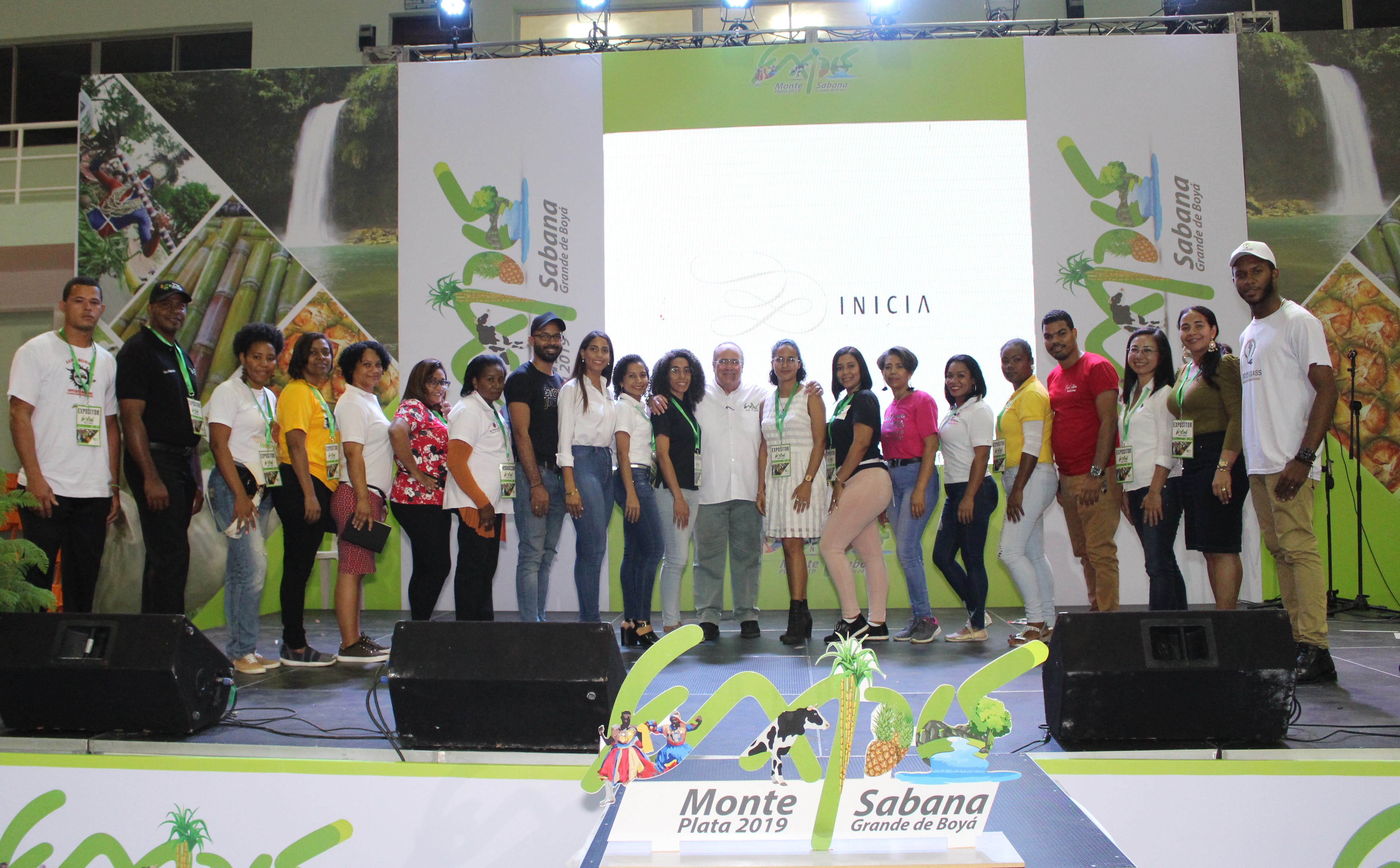 Expo Monte Plata sobrepasa expectativas en 2019