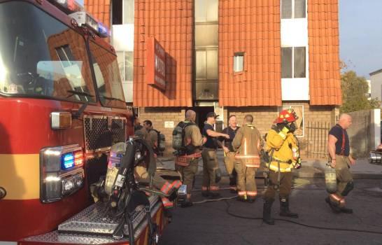 Incendio en Las Vegas causa seis muertos