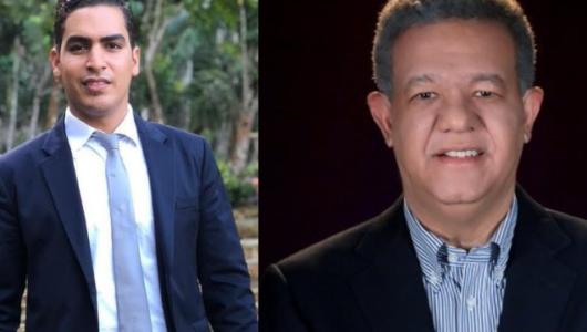 Leonel Fernándezjuramenta alcalde de Villa Tapia para ocupar secretaría de la juventud de FP