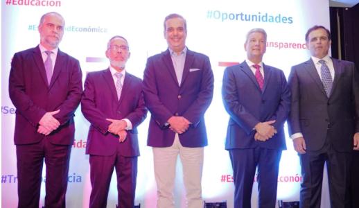Jochi Vicente, Pedro Silverio y Alejandro Fernández ingresan al equipo técnico de Luis Abinader