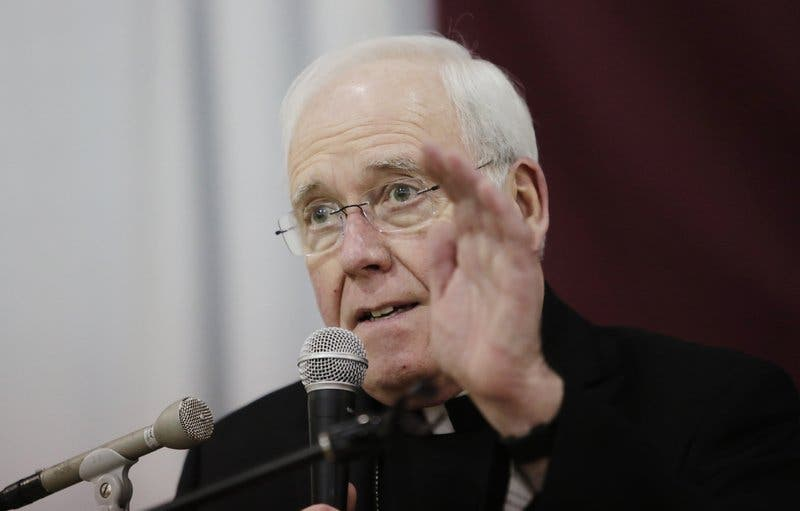 Vaticano acepta la renuncia del obispo de EEUU, cuestionado por mala gestión de denuncias de abusos sexuales