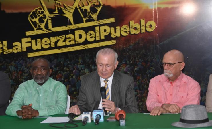 La Fuerza del Pueblo y partidos aliados se oponen a que JCE transmita resultados por aplicación móvil