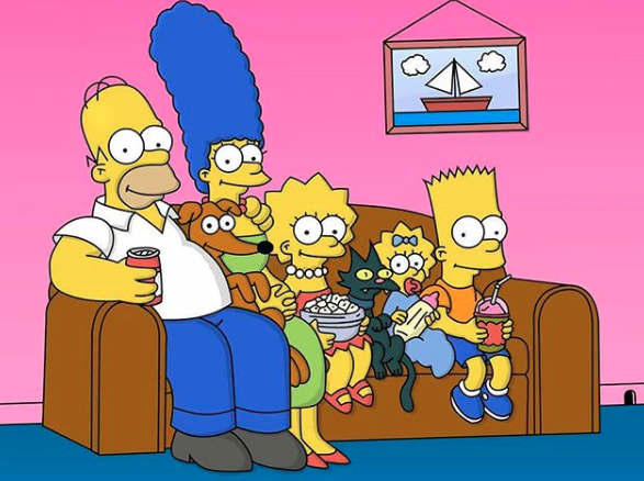 Los Simpson cumplen 30 años de éxito