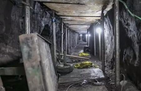 Descubren en Brasil un túnel de 60 metros construido para atracar un banco