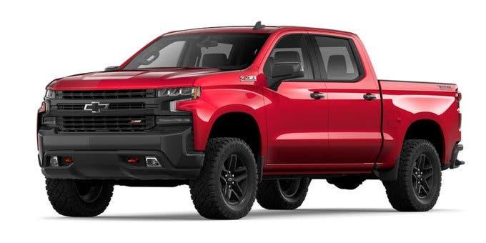 ¡Atención, atención! Proconsumidor advierte sobre falla en vehículos Chevrolet Silverado