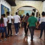 Visitantes a museos de la Ciudad Colonial.