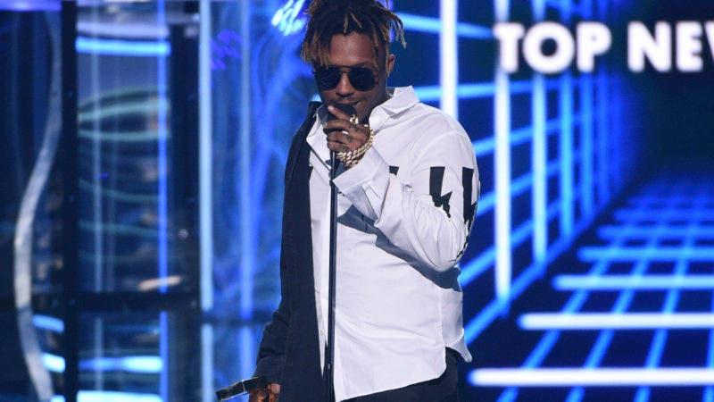 El rapero Juice WRLD en los premios Billboard Music Awards en Las Vegas, el 1 de mayo del 2019.  (Photo by Chris Pizzello/Invision/AP, File)