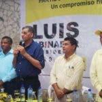 (foto) Acto proclamacion candidatos PHD.