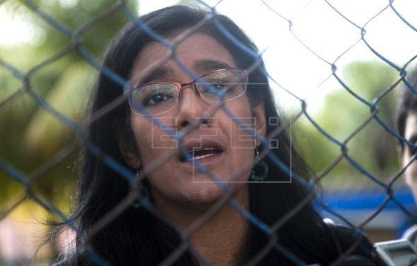 """Campaña """"El violador eres tú"""" enfrenta en Nicaragua a hijos de Daniel Ortega"""
