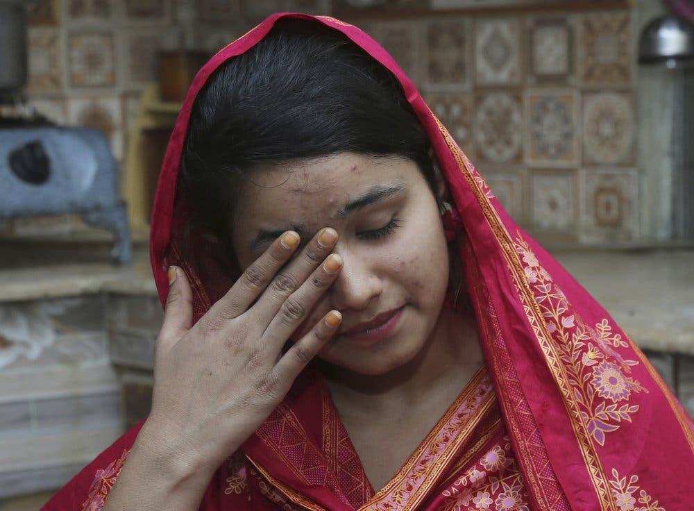 692 mujeres de Pakistán vendidas a chinos