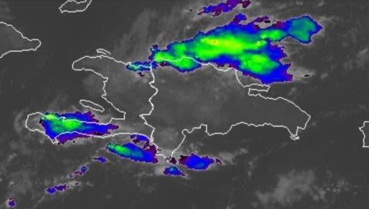 Vaguada provocará aguaceros en varias provincias
