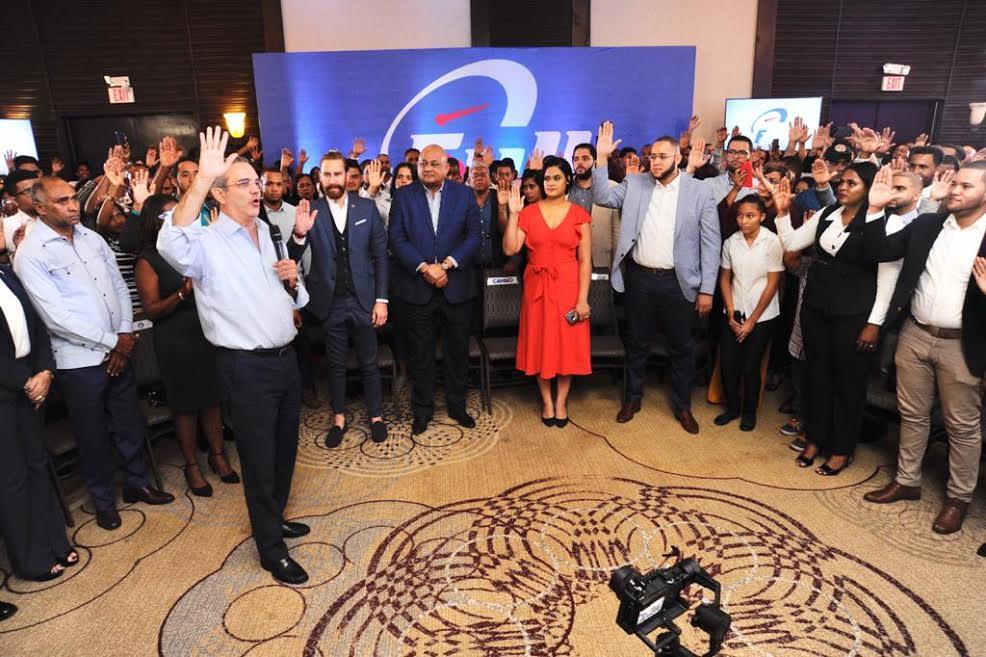 «Juventud será parte del gobierno del cambio», afirma Luis Abinader