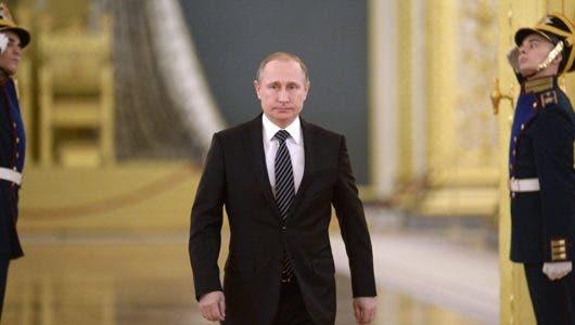 Vladímir Putin anuncia que tapará la boca a quienes busquen reescribir la historia