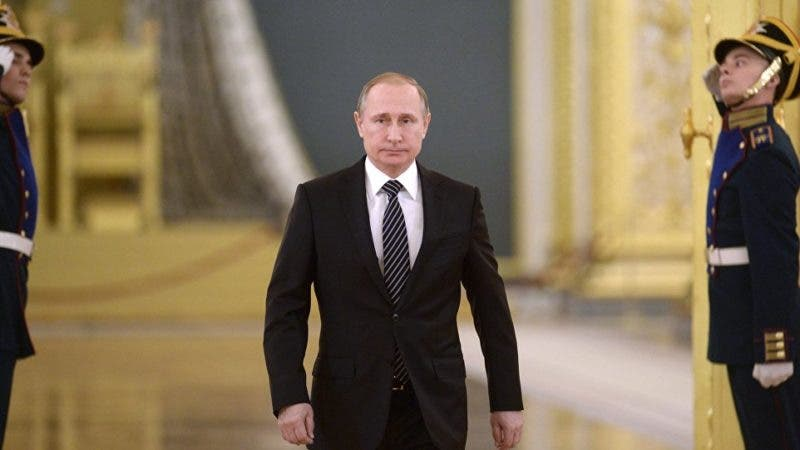 Vladímir Putin /Fuente externa