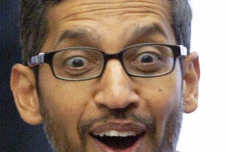 Jefe de Google pide regular la inteligencia artificial