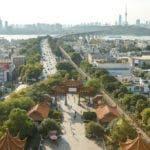 Wuhan, en el centro de China, es una poblada urbe donde viven 11 millones de personas.