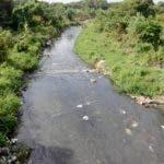 Vista del Rio Yaque del Norte en Santiago. Hoy Wilson Aracena