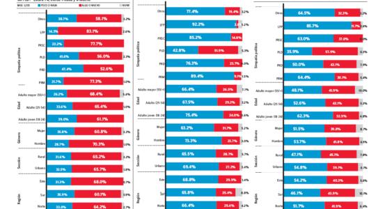 Gallup-Hoy: La mayoría cree que sin Leonel Fernández el PLD podría perder las elecciones