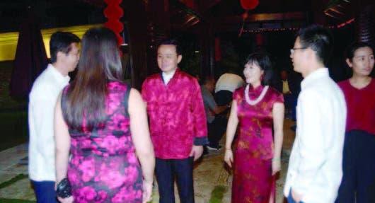 Chinos celebran su festival de primavera