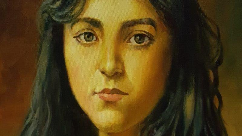 Rosa Duarte, hermana predilecta del padre de la patria, Juan Pablo Duarte.