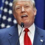 "(FILES) - A file picture taken on  June 16, 2015 shows Real estate mogul Donald Trump as he announces his bid for the presidency in the 2016 presidential race during an event at the Trump Tower on the Fifth Avenue in New York.  NBC and Televisa severed business ties June 29, 2015 with Donald Trump, joining a chorus of protests over the mogul turned US presidential hopeful's remarks about Mexican immigrants. It means the Miss USA and Miss Universe beauty pageants -- for which Trump owns the broadcast rights -- will not be aired on NBC, which is a unit of Comcast. And Trump, 69, will no longer appear in the NBC reality show ""The Apprentice,"" where he had been a star attraction. AFP PHOTO/ KENA BETANCUR"