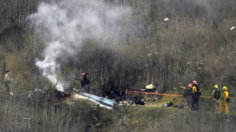 Helicpoter Crash